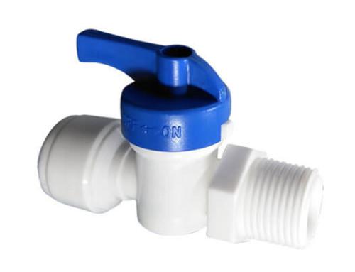 Pressure tank valve for ro water purifiers aqua fittings