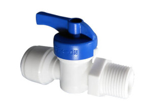 male ball valve