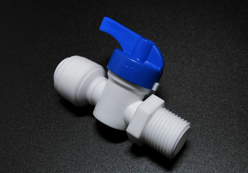 Male Thread Ball Valve For RO Water Systems
