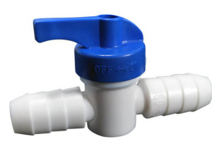 push fit valve water purifier