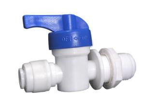 bulkhead ball valve