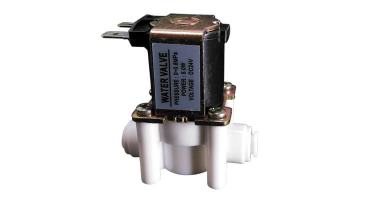 Waste Water Solenoid Valve For RO Water Purifiers